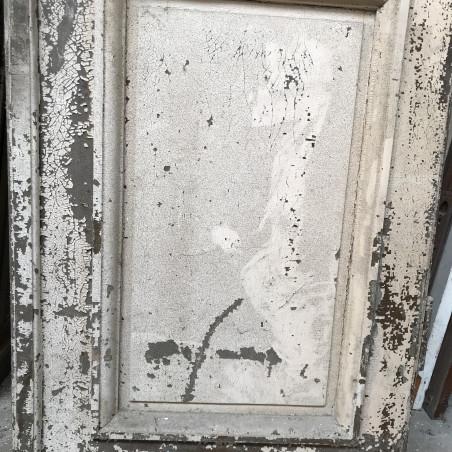 Carreaux de ciment anciens bleus