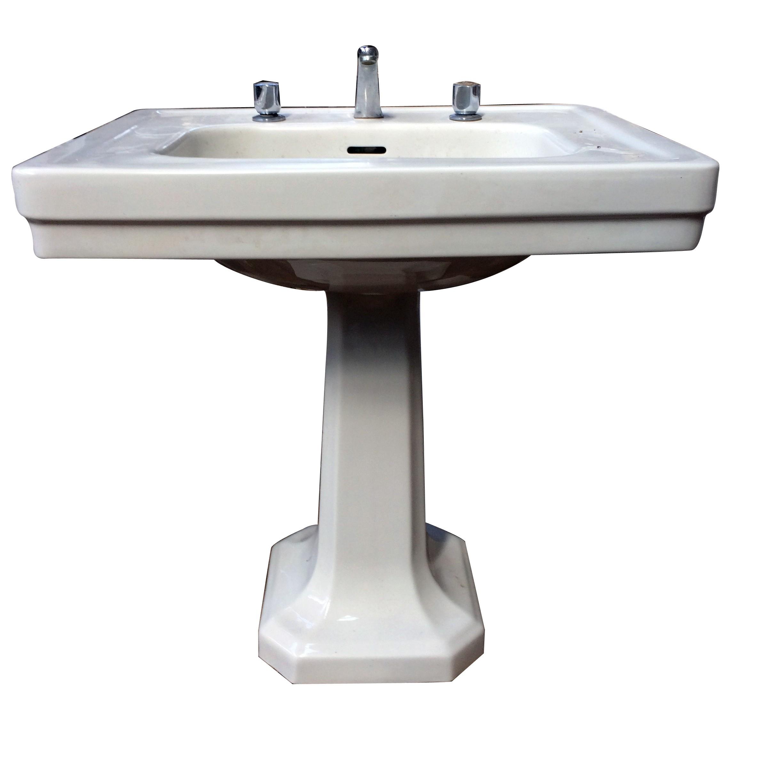 lavabo ancien 1930